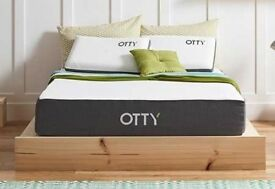 King Size Otty Mattress for sale. Still in its box, never been opened.