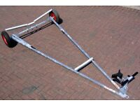 New Mersea Trailers 220 Standard Launching Trolley