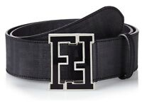 FENDI LEATHER BELTS FOR SALE