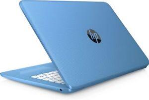 Laptop HP Stream 14-ax010ca 14'' Intel Celeron N3060 – New
