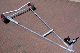 New Mersea Trailers 220 Standard Launching Trolley
