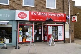 Newsagent, Convenience Store & Post Office In Outstanding Affluent Sheffield Village Location