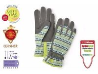 High Quality Burgon and Ball Ladies Gardening Gloves: Brand New
