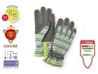 High Quality Burgon and Ball Ladies Gardening Gloves: Brand New