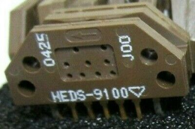 Heds-9100j00 Rotary Encoder Optical 1024 Quadrature Incremental Vertical