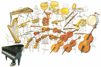 Piano, Violin, Theory lessons in  Tottenham/Beeton/Schomberg