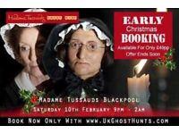 Madame Tussaud's Ghost Hunt