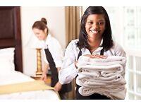 Room Attendants, Central London, Immediate Start