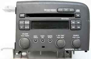 Radio/cd Volvo s80 1999-2003 Seulement 65 $ + heat controler WoW