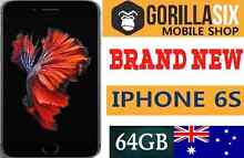 BRAND NEW I0HONE 6S 64GB 2YEARS APPLE WARRANTY Strathfield Strathfield Area Preview