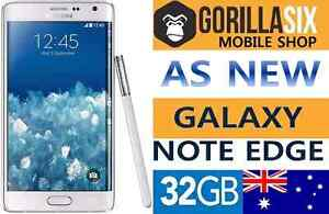 AS NEW GALAXY NOTE EDGE 32GB AMAZING CONDITION. UNLOCKED Strathfield Strathfield Area Preview