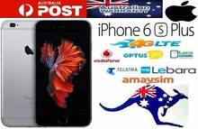 IPHONE 6S PLUS 128GB BRAND NEW SEALED IN A BOX 100% UNLOCKED Strathfield Strathfield Area Preview