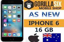 AS NEW IPHONE 6 16GB UNLOCKED NEW CONDITION Strathfield Strathfield Area Preview