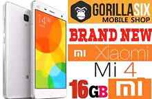 XIAOMI MI 4 BRAND NEW 12MONTH WARRANTY 100%UNLOCKED Strathfield Strathfield Area Preview