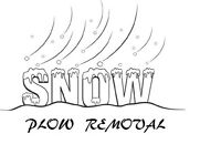Snow plow removal from $20 per plow