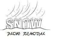 Snow plow removal starts from $20
