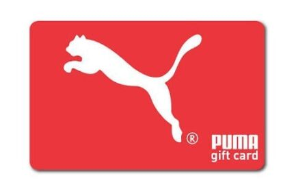 PUMA VOUCHER $470 value Hampton East Bayside Area Preview