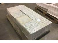 Floor tiles approx. 5.5 m²; dim. . 30x30 cm; On 1 pallet;