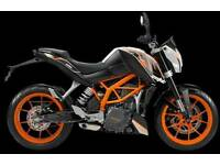 BREAKING KTM duke 390 2015 for parts 2013 2014 2016