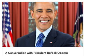 Excellent March 5 Obama tickets at face value.