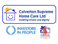 COMMUNITY CARERS - CALVERTON - FREE TRAINING PROVIDED!