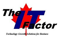 The IT Factor - Great Rates, Fast Service!