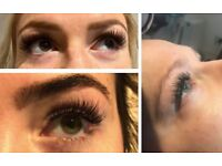 SEMI-PERMANENT LASH EXTENSIONS £40
