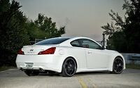 Infiniti G35 or G37 Coupe (2 door)