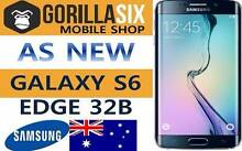 AS NEW GALAXY S6 EDGE 32GB 4G UNLOCKED PHONE Strathfield Strathfield Area Preview