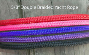 "Yachting Rope 5/8"" New"