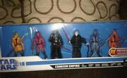 Star Wars Figures Boxed