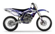 YZ400F Graphics