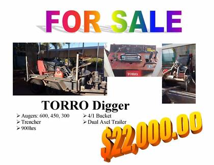 Torro Digger for Sale