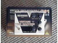 Vintage Time Machine - Beautiful analog delay, like Electro Harmonix Memory Man