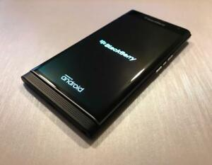 BlackBerry Priv 32GB Black - ANDROID - UNLOCKED W/FREEDOM - 10/10 - Guaranteed Activation + No Blacklist