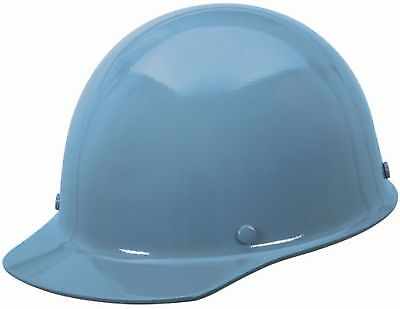 Msa Safety 454623 Skullgard Protective Cap Blue W Staz-on Suspension
