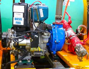 fire fighting pump setup Lismore Lismore Area Preview