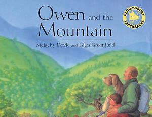 Owen and the Mountain (Bloomsbury Paperbacks), Doyle, Malachy, New Book
