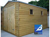 Top Quality Garden Sheds! All Sizes Avaliable.