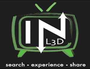 INL3D Android TV Box and HD Antenna...No Monthly FEES!
