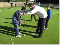 GOLF LESSONS - LEARN OR IMPROVE