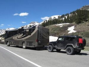 Looking for Vehicle to tow behind R.V.
