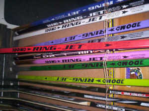 Wanted!!! Looking for old ringette sticks/tips no longer wanted.
