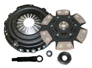 Competition Clutch Stage 4 6-Puck Clutch Kit - Subaru STI 2004+