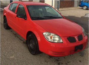 2007 Pontiac G5 active title with Inspection