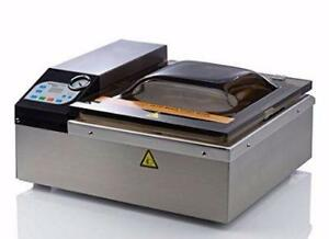 Vacmaster Chamber Vacuum Sealer VP120-Perfect for vacuum sealing liquids