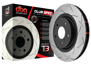 DBA Club Spec 4000 Series T3 Slot Rotors for Subaru 4-pots and 2-pots Denham Court Campbelltown Area Preview