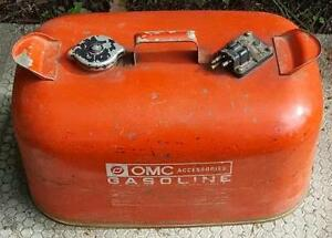 Vintage OMC Outboard Motor Gas Tank