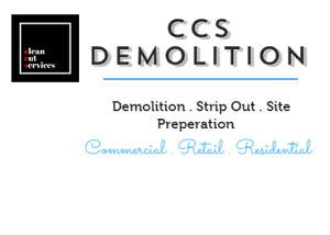 CCS - Demolition and Strip out WILL BEAT ANY QUOTE! Sydney City Inner Sydney Preview