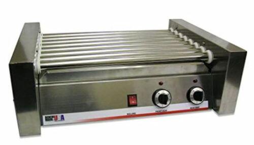 Benchmark 62020 20 Dog Roller Grill, 120V, 800W, 6.7A
